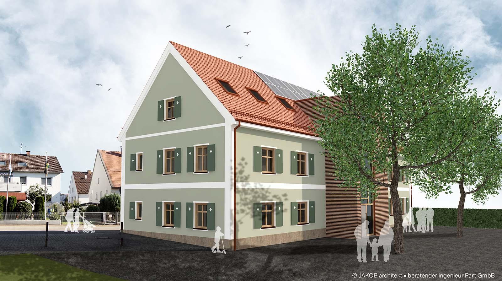 Erwin-Bürzle-Haus, Tiefenbach
